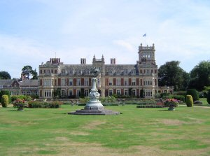 Somerleyton Hall.